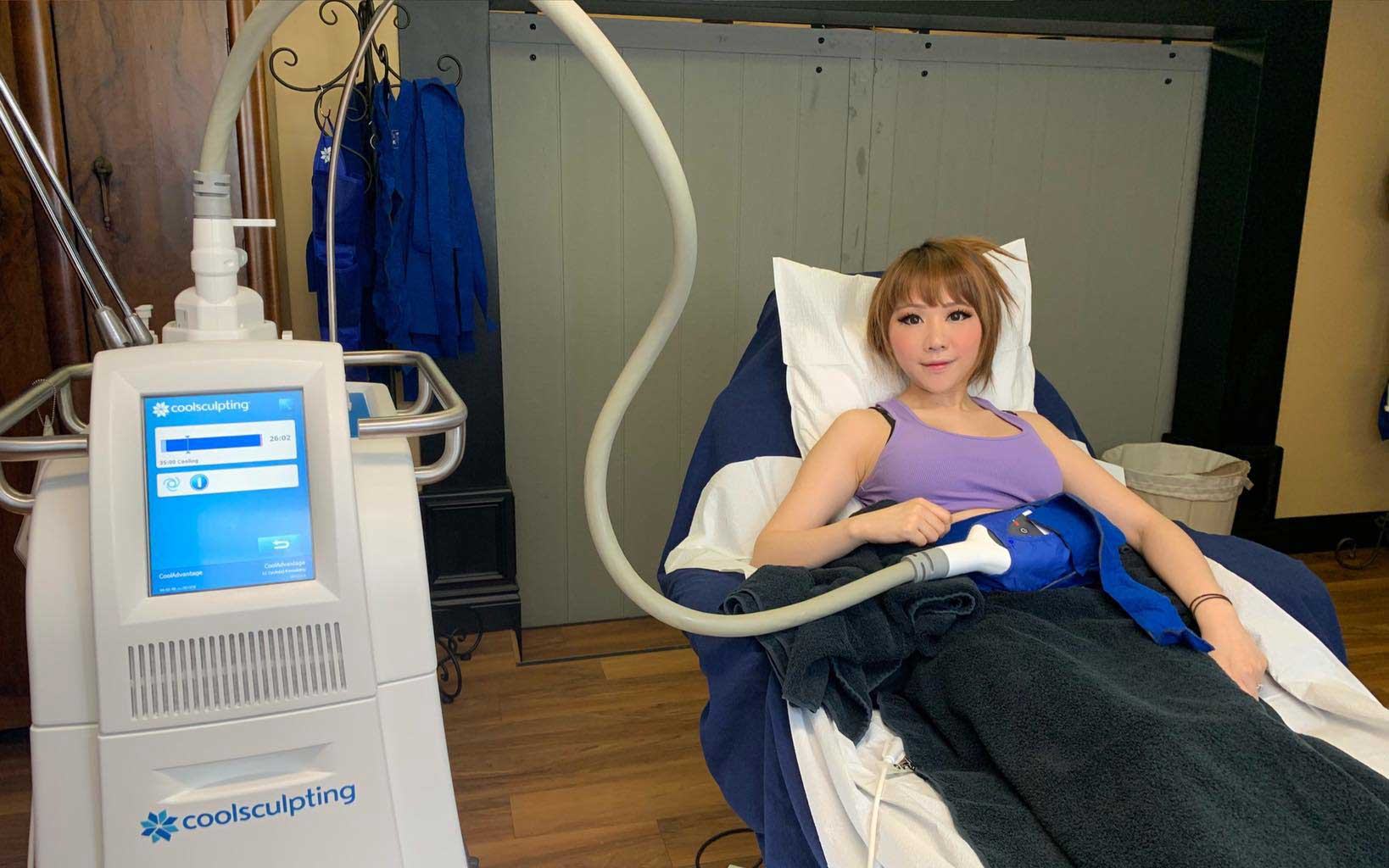 CoolSculpting Edmonton